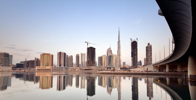 Yachts in Dubai