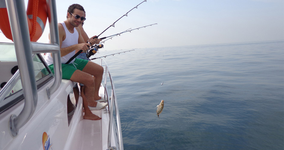fishing dubai
