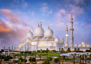 Abu Dhabi Grand Masque