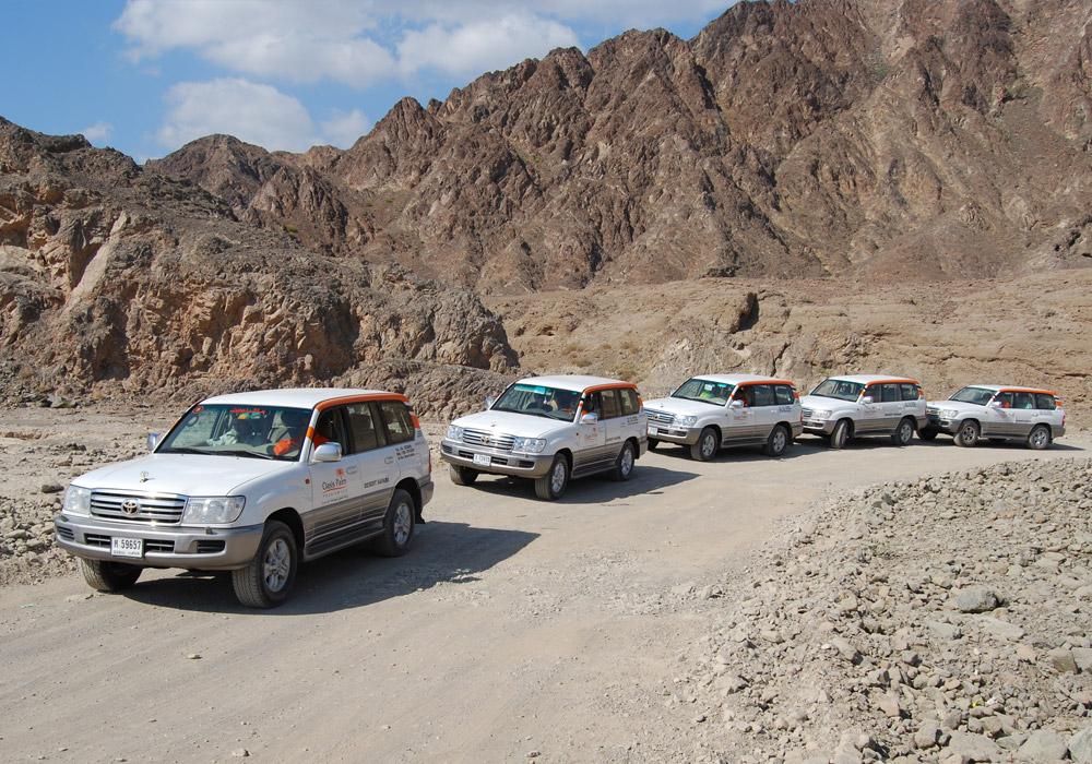 For fun and thrill, explore adventurous desert safari of Hatta.