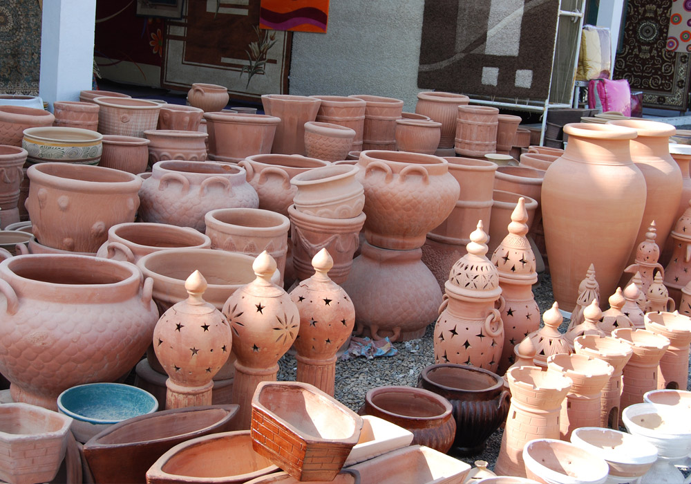 Visit to Hatta market makes tourists more attracted and worth visiting.