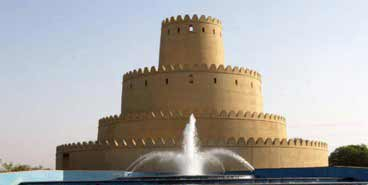 Stop by at the Al Jahili Fort which was built for the protection of farmers
