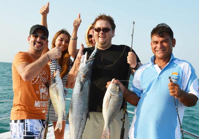 Fun Fishing Trips in Dubai with Deep Sea Adventure