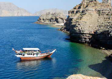 Explore the other attractions of UAE. Musandam Dibba takes you back into an ancient time