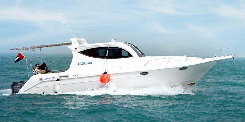 37 Feet Sport Yacht - Al Shujaat 1