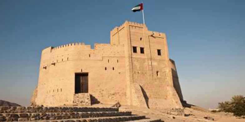 Heritage tour of the Fort of Fujairah - Oasis Palm Tourism