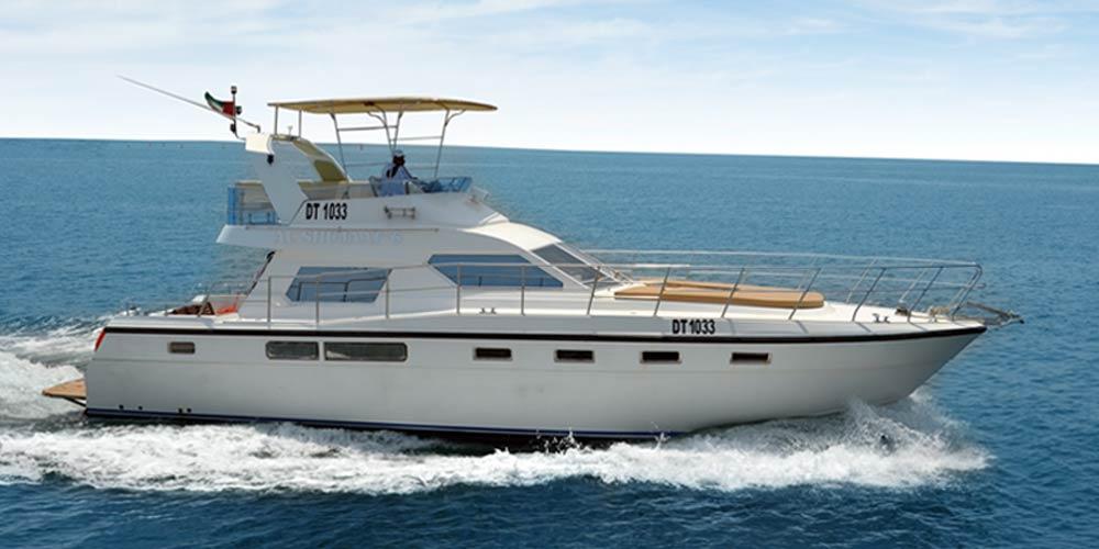 45 Feet Yacht