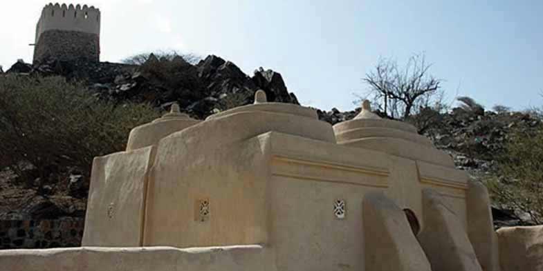 Al Bidyah Historic Mosque Fujairah