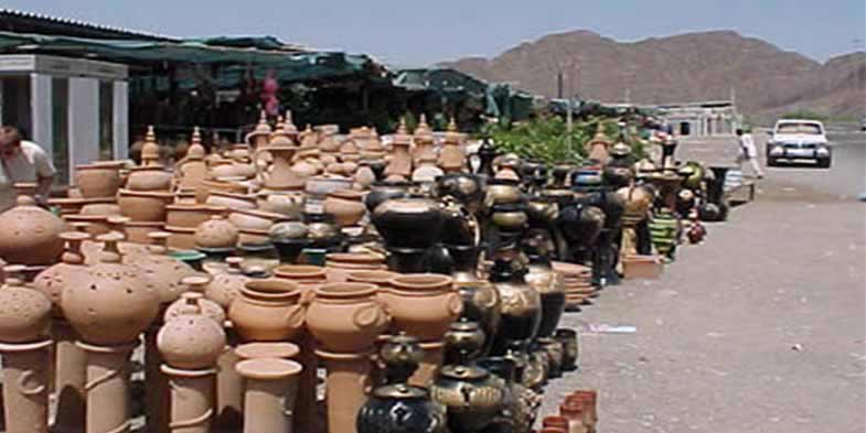 Friday Market, Masafi, Fujairah, UAE