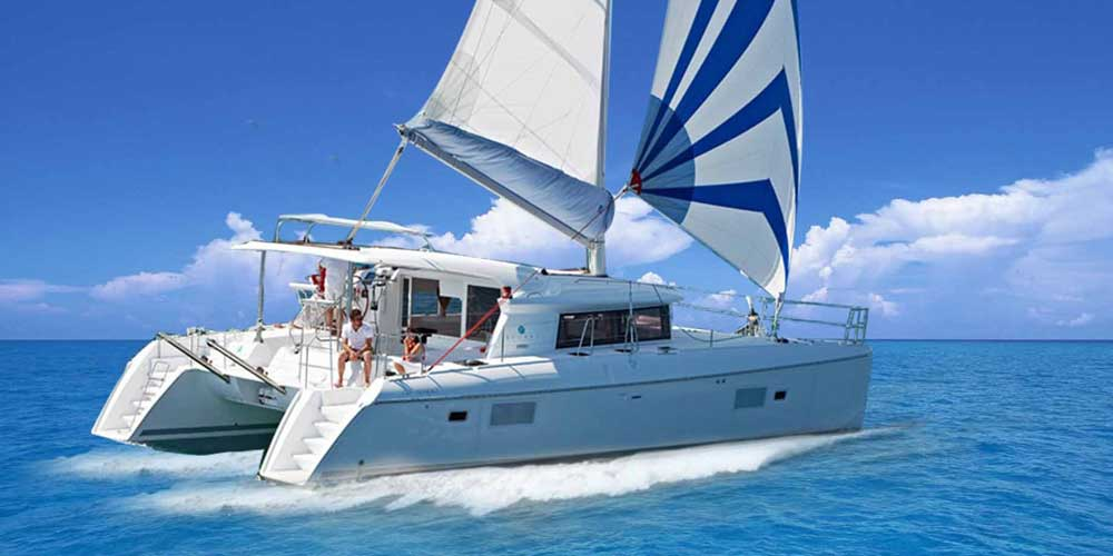 Catamaran Cruise Dubai - Oasis Palm Tourism