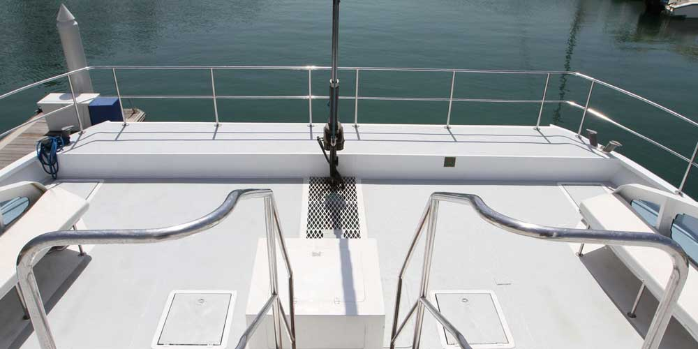 Catamaran Dubai