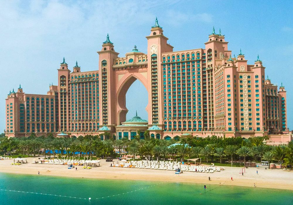 Stop over at Atlantis the Palm